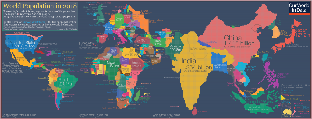 Cartina Del Mondo Nel 1800.La Mappa Di Cui Abbiamo Bisogno Se Vogliamo Riflettere Su Come Le Condizioni Di Vita Globali Stanno Cambiando Agenziares