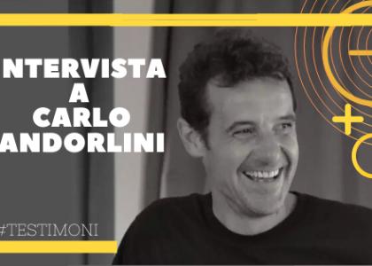 Carlo Andorlini #testimoni