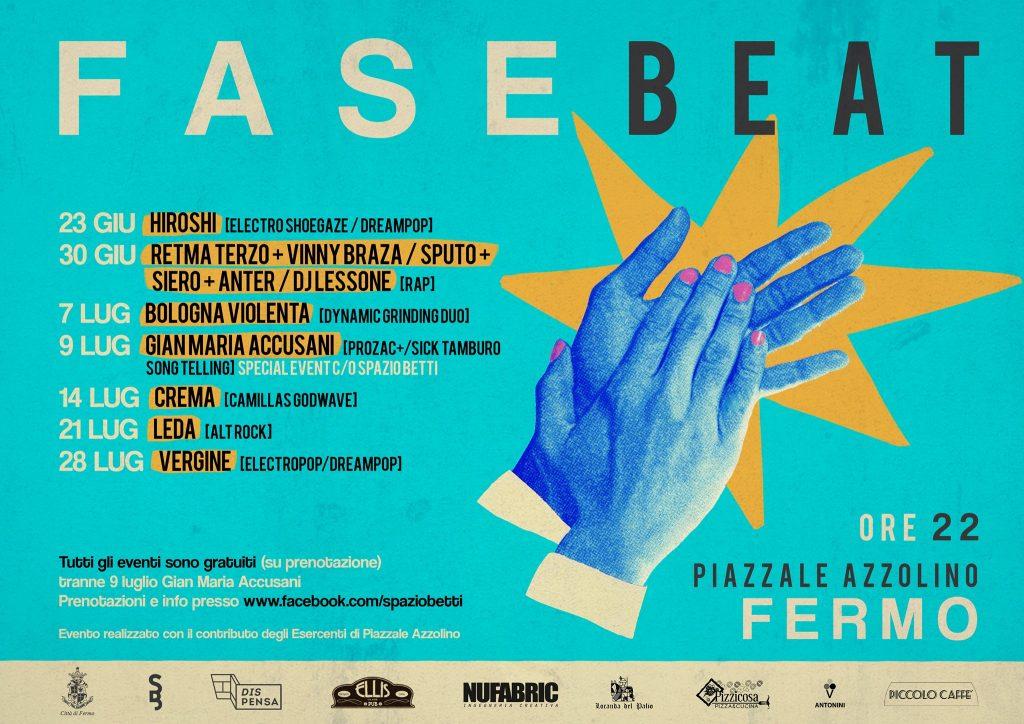 Fase beat - SpazioBetti